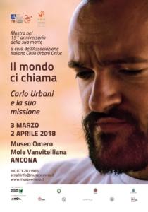 Carlo Urbani - Eventi alla Mole di Ancona