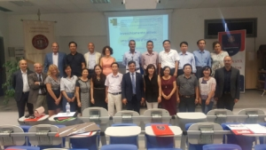 Corso aggiornamento medici Vietnam
