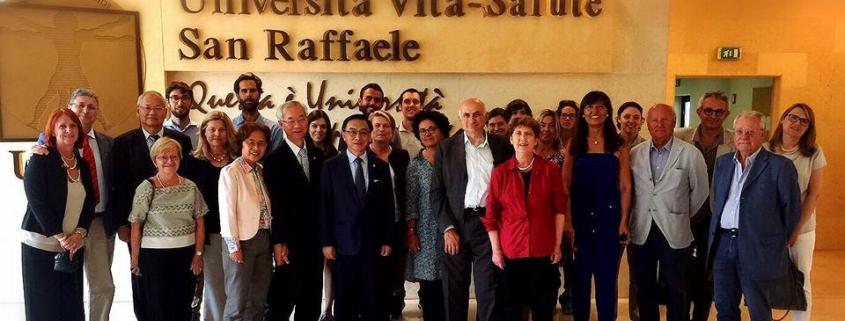 Simposio malattie infettive al San Raffaele di Milano